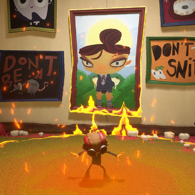 Psychonauts 2 Is a Master Class in Level Design